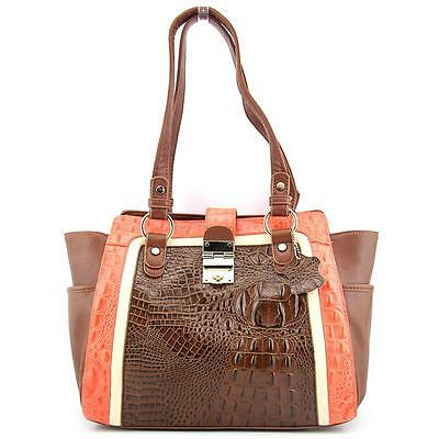 Madi Claire Lana Women Brown Shoulder Bag