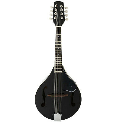 Glarry 8 String Mandolin A Style Acoustic Electric Mandolin Musical Instrument