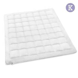 Free Delivery: 350GSM Australian Merino Quilt - King Homebush Strathfield Area Preview