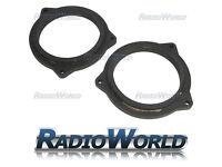 Adapter für Lautsprecheraufnahme BMW 5er E61 2006-2010 Türen vorne auf 10cm LS
