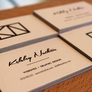 Kel Nathan Branding and Logo Design Newcastle Newcastle Area Preview
