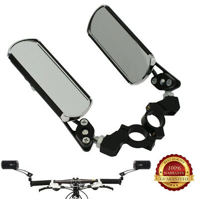 "Strida Folding bike REAR-VIEW MIRROR-BLACK /""Gray color/"" Free Shipping"