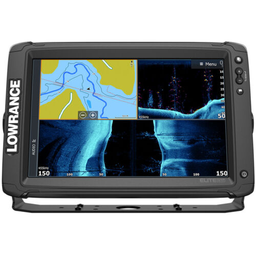 LOWRANCE ELITE-12 Ti2 COMBO W/ACTIVE IMAGING 3-IN-1 TM TRANSDUCER  000-14659-001
