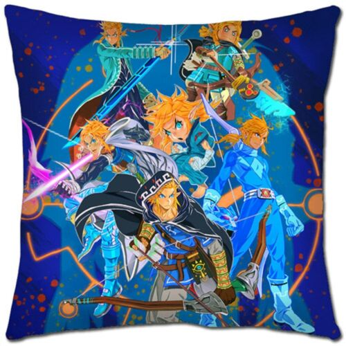 The Legend of Zelda Link Pillow USA SELLER!!! FAST SHIPPING!