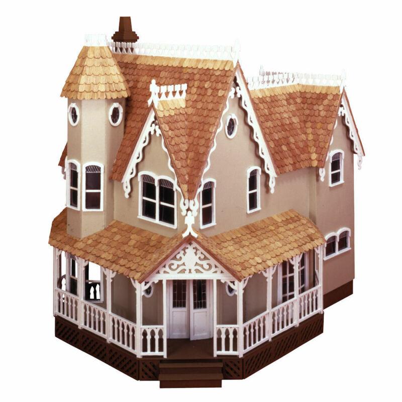 Pierce Dollhouse Kit by Greenleaf Dollhouses