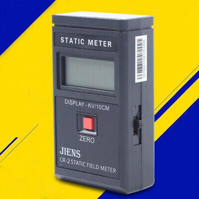 High Precision Handheld Electrostatic Field Meter Electrostatic Voltage Tester