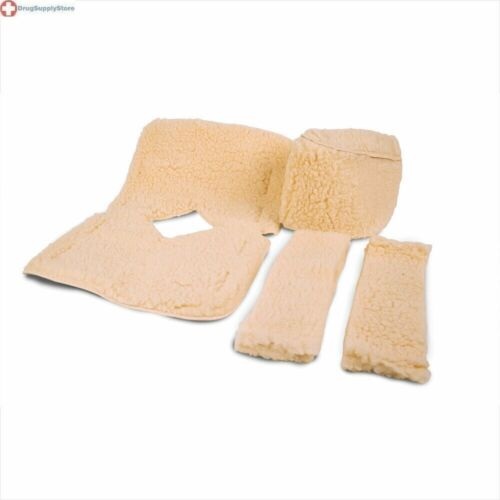 MM Bodymed Knee Cpm Pad Kit (Fits Danniger, Kinetec And Breg Machines)