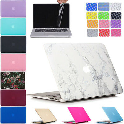 Plastic Hard Case & Keyboard Cover & Screen Protector for Macbook Air 13.3 A1466