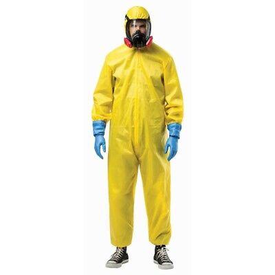 Breaking Bad Suit Hazmat Halloween Costume
