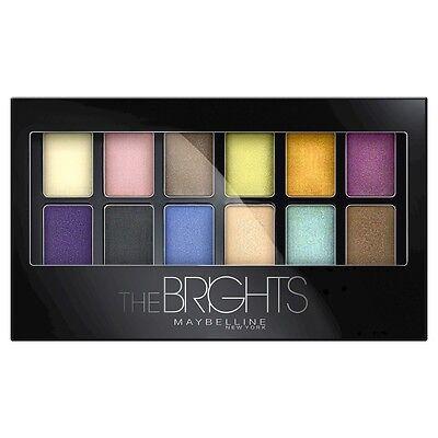 Maybelline New York Expert Wear Eyeshadow Palette The Brights