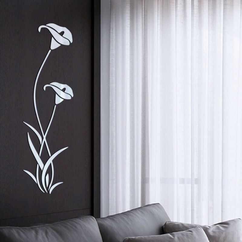 3D Acrylic Modern Stickers Decal