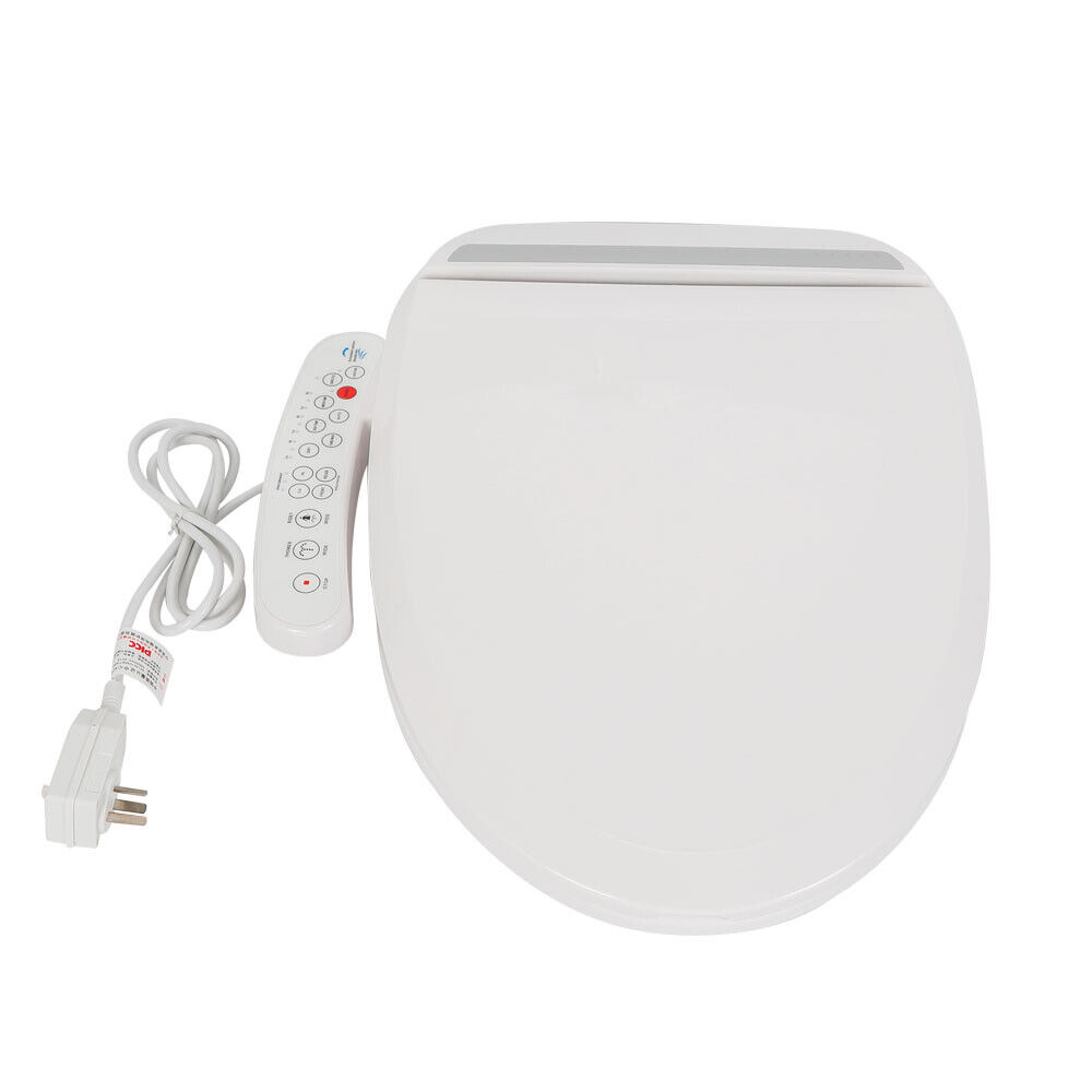 Digital Compact Bidet Electric Toilet Seat Wc Dryer Warm