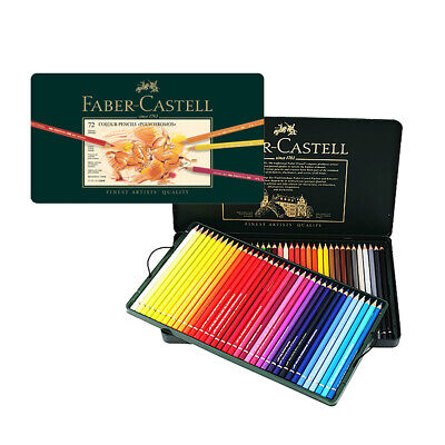 Faber Castell Polychromos Color Pencils 72 Colors