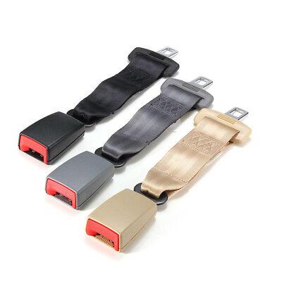 Universal 9'' Car Seat Seatbelt Adjustable Safety Belt Extender Extension Buckle
