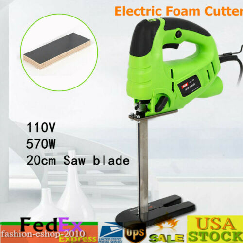 professional electric foam cutter machine sponge cutting