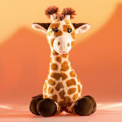 Schaffer Stofftier, Kuscheltier, Schaffer Giraffe Bahati 5560 Plüschgiraffe 18cm