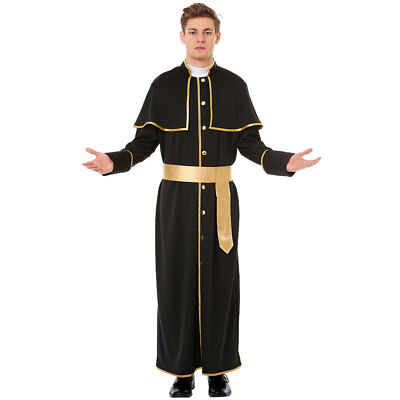 Men's Heavenly Father Halloween Costume | Be Faithful to Being Funny - Halloween Funny Costumes For Men