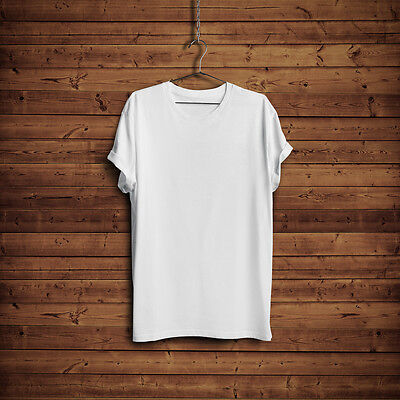 Plain white t-shirts have never looked better than on Bond