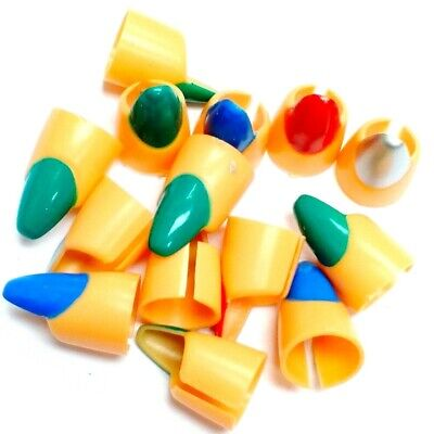 Kids Birthday Party Giveaways (20X Kid Finger Nail Joke Trick Gag Toys Birthday Party Favors gadget)