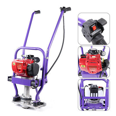 4 Stroke Gas Powered Concrete Wet Screed Cement 7000 Rpm Power Screed 35.8cc