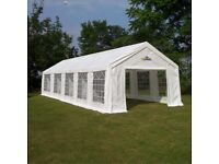 4M X 10M Marquee (used for business purpose) *QUICK SALE AS BUSINESS IS CLOSING DOWN*