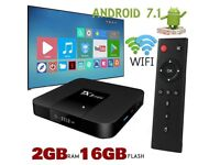 New 2018 TX3 Mini KODI BOX TV Box kodi 17.3 Android 7.1 MEDIA PLAYER S905W 2.4GHz WiFi 2GB+16GB 4K