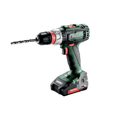 Metabo 602320520 Bs 18 L Quick 18v 2.0 Ah Drill Screwdriver New