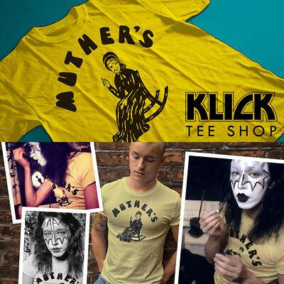 (KISS Ace Frehley Muther's Music Emporium Vintage T-Shirt S M L XL 2XL 3XL)