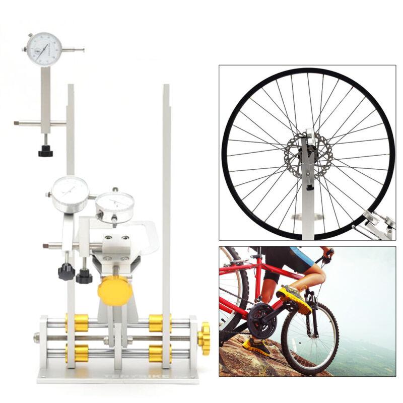 "Bicycle Wheel Truing Stand Hub Maintenance Repair Tool kit for 10-29"" Bike Wheel"