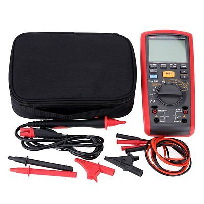 Uni-t Ut505b Digital Insulation Resistance Tester Megger Acdc Voltage Meter