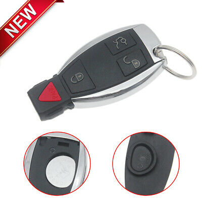 Hot Sale Remote Car Key Fob Replacement for Mercedes-Benz IYZ3317 (Mercedes Benz Clk63 Amg Black Series For Sale)