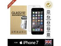 Tempered Glass Screen Protector - For Apple iPhone 7