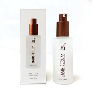 Brand New In Box Herstyler Hair Serum with Vitamin E & Argan Oil- 60ml / 2fl.OZ