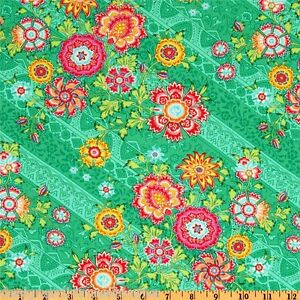 LIMITED ISSUE *LARK- Jade Heirloom* by Amy Butler , quilting fabric