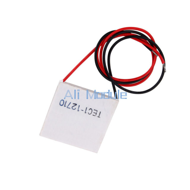 TEC1-12710 Heatsink Thermoelectric Cooler Cooling Peltier Plate Module AM
