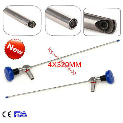 4x302mm 30hysteroscope 4mm Cystoscope Fit For Storz Endoscope 4mmoled