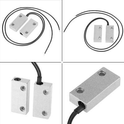 A Pair Magnetic Door Contact Reed Switch for Metal Door Window Normally Closed