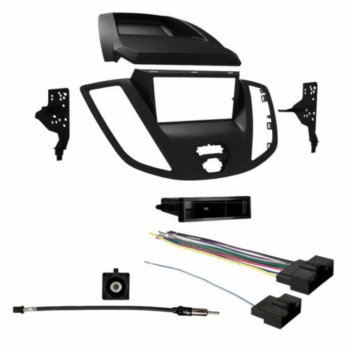 99-5832G Single/Double DIN car stereo radio mount Kit for Ford Transit 2015-up