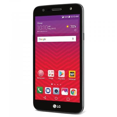 "LG X Charge 5.5"" Android 16GB LTE Smartphone - Virgin Mobile - New"