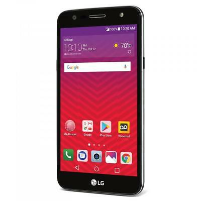 Lg X Charge 5 5  Android 16Gb Lte Smartphone   Virgin Mobile   New