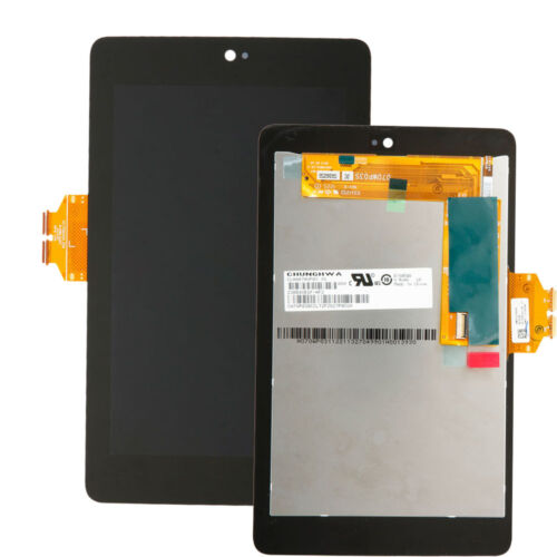 For Asus Google Galaxy Nexus 7 Tablet Lcd Touch Screen Di...