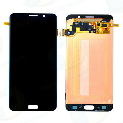 For Samsung Galaxy Note 5 LCD Flash Touch Screen Digitizer Assembly BLACK