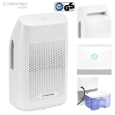 TROTEC Peltier Luftentfeuchter TTP 10 E   Raumentfeuchter Luftreiniger Trockner (Luftreiniger Luftentfeuchter)