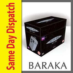 DOCTOR WHO Complete Season Series 1 2 3 4 NEW DVD BOX SET 23 DISCS R4