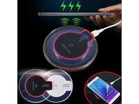 New Qi Wireless Charger Pad with Charging Receiver for Samsung Galaxy S3/S4/IPHONE5/5C/5S/6/6S/6PLUS