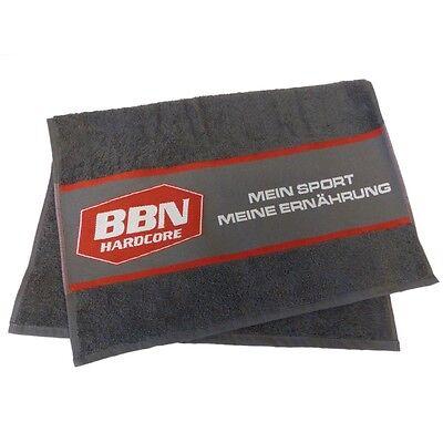 Best Body Nutrition Fitness Handtuch Gym and Beach Design BBN Hardcore