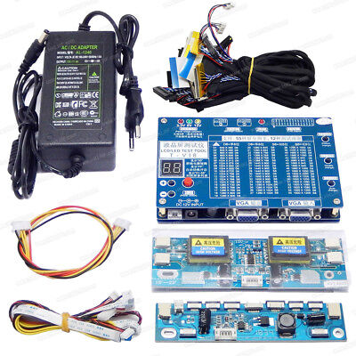 T-v18 Test Tool For Led Lcd Screen Tester Support 7-84voltage Transform Boad
