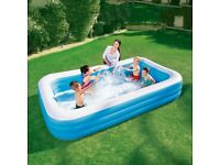 Paddling Pools - Round 5ft £9.99 or Rectangle 10ft £30