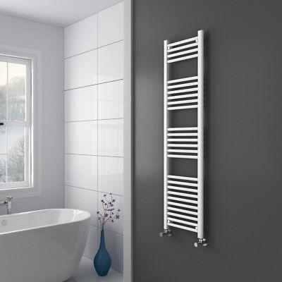 Radiateur sèche-serviettes Sanifun Medina 180 x 60 Blanc.