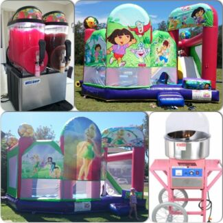 Jumping castle hire from $190 Fairfield West Fairfield Area Preview